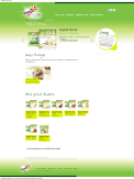 product range page